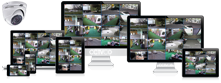 CCTVCO Brighton Remote Monitoring to your CCTV System