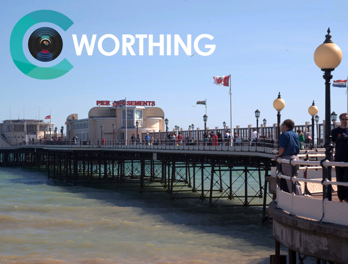 CCTV in Worthing